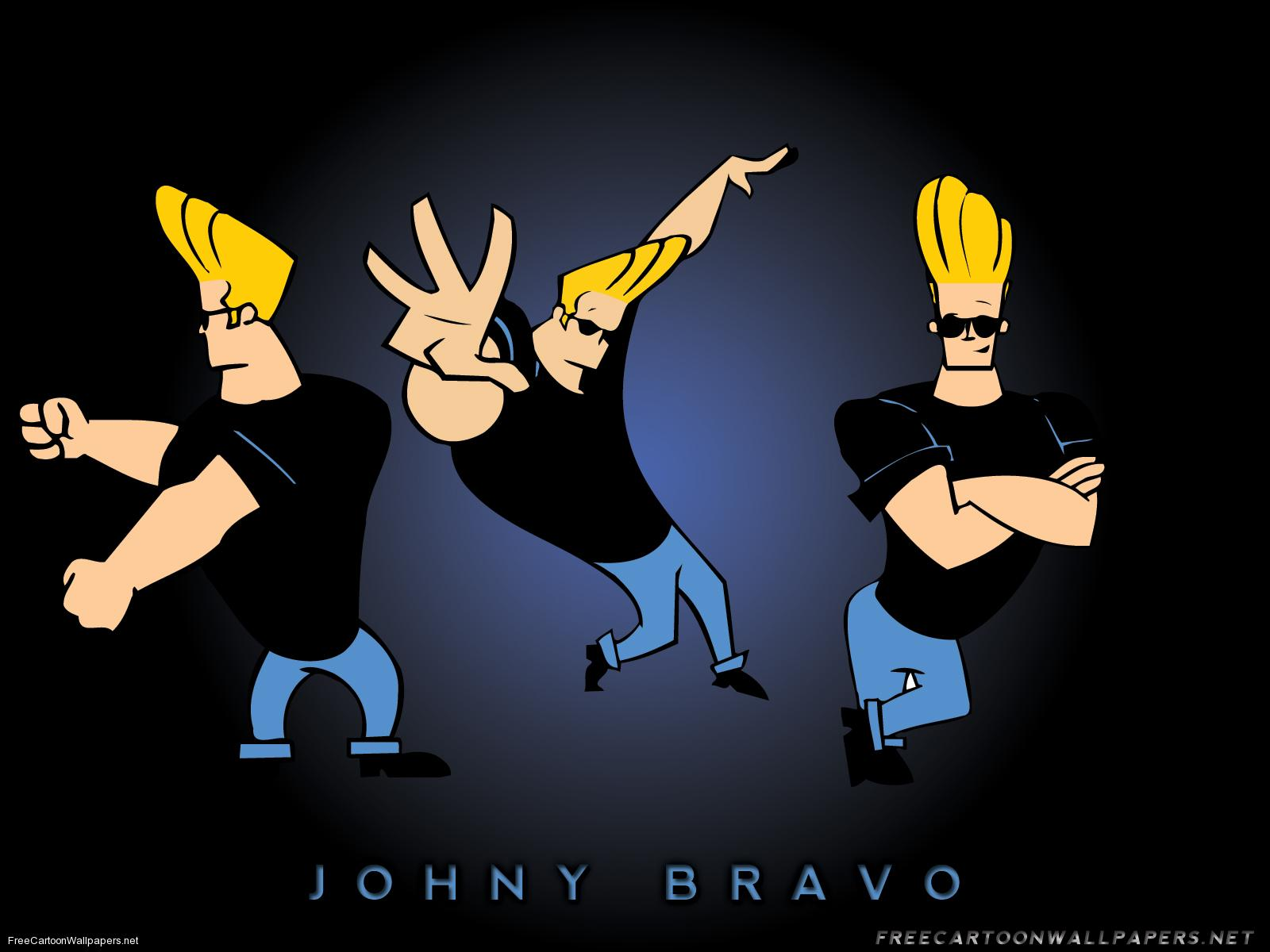 Johnny Bravo Wallpaper And Background Image