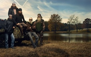 Preview TV Show - Duck Dynasty Art