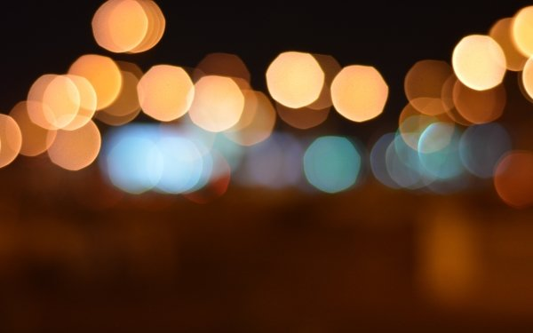 Artistic Bokeh Light Blur Abstract Photography HD Wallpaper | Background Image