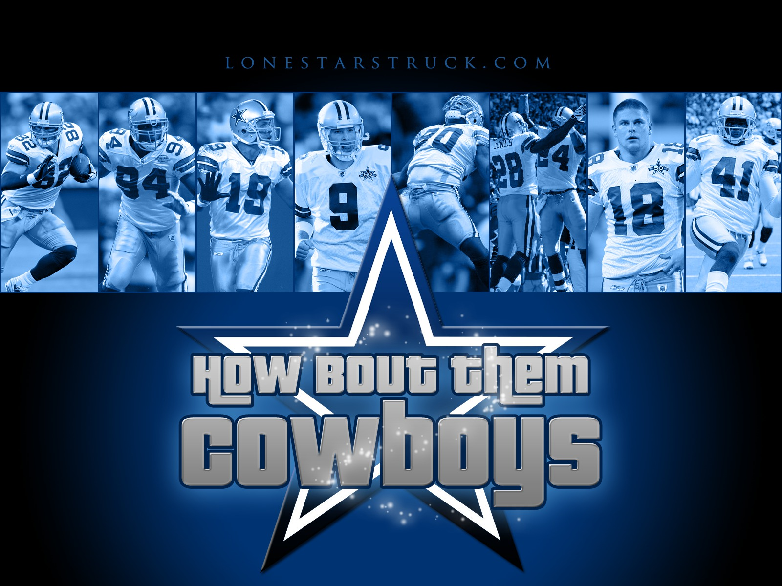 Dallas Cowboys Wallpaper And Background Image 1600x1200 Id 689019 Wallpaper Abyss
