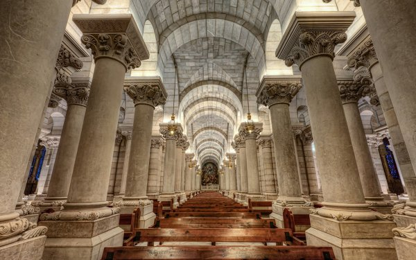 Religious Church Churches Architecture Madrid Spain HD Wallpaper   Background Image