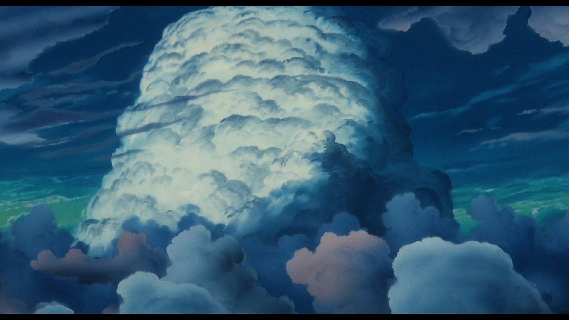 Laputa Castle In The Sky Hd Wallpaper Background Image