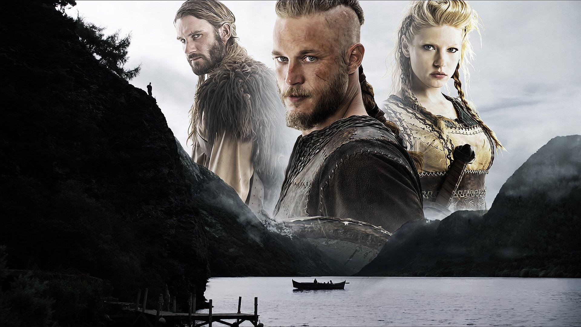 Vikings Fond D Ecran Hd Arriere Plan 1920x1080 Id 691795 Wallpaper Abyss
