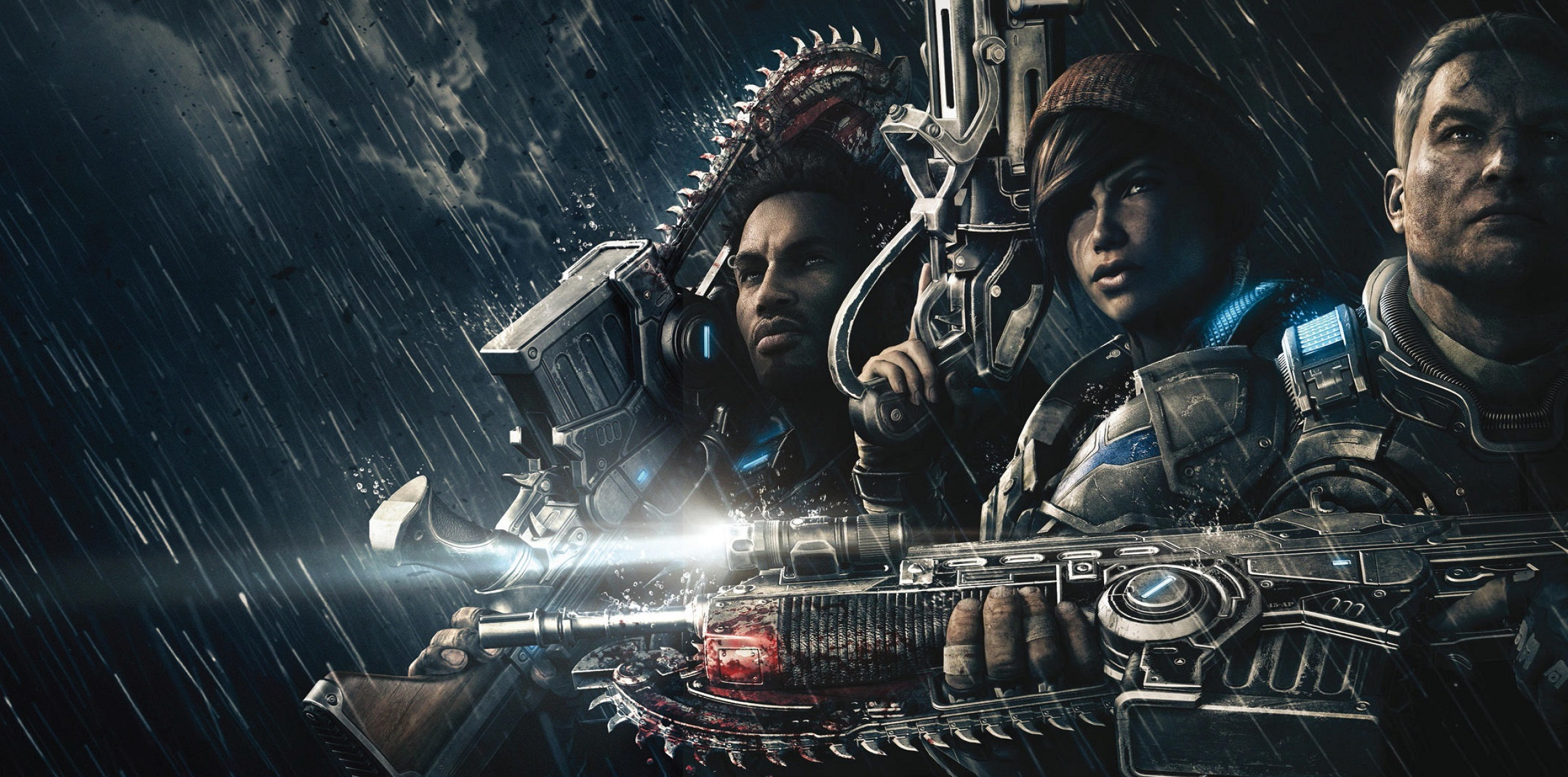 40 Gears Of War 4 Hd Wallpapers Background Images Wallpaper Abyss