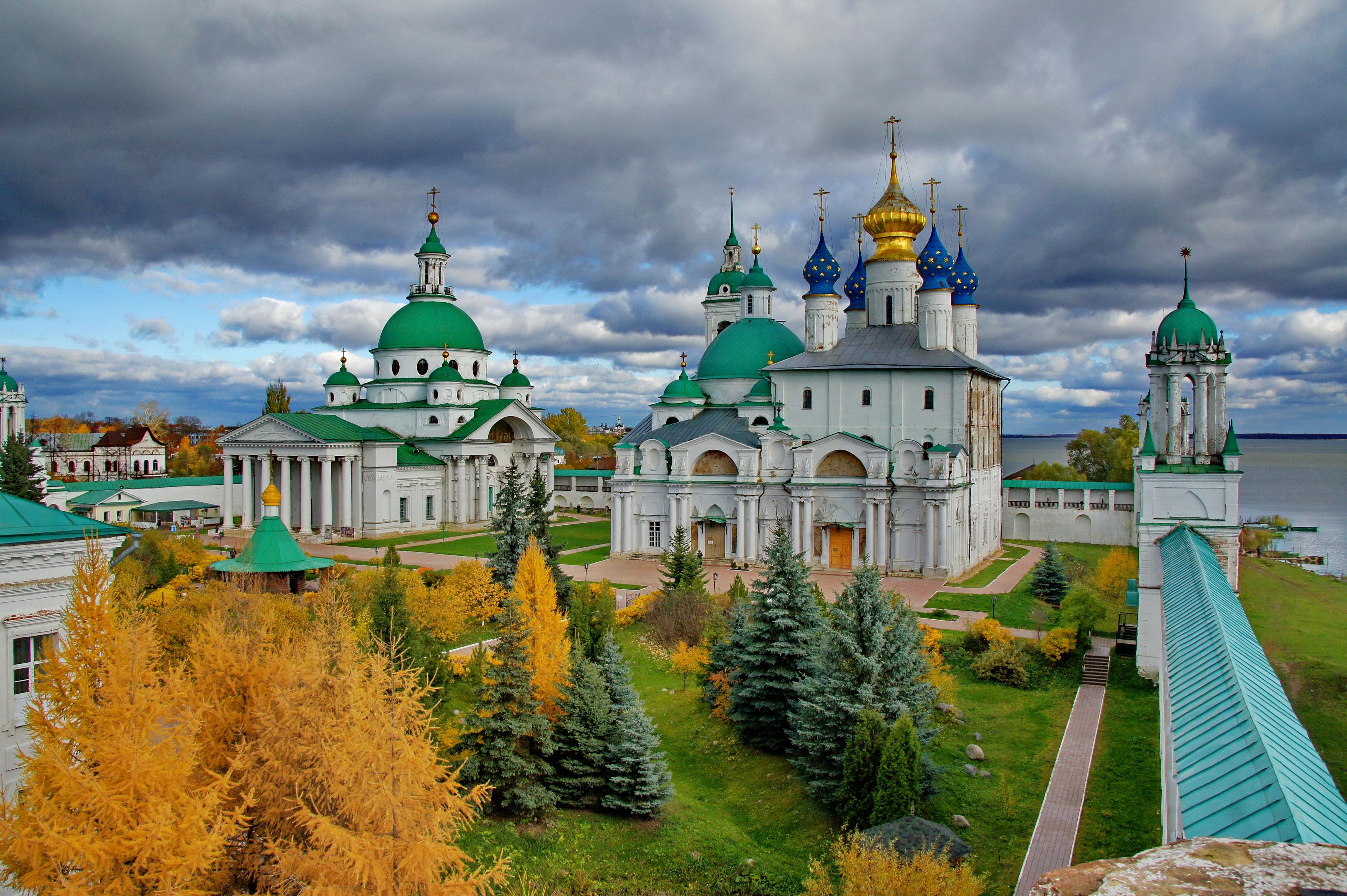 Russian Churches Fondo De Pantalla Hd Fondo De Escritorio