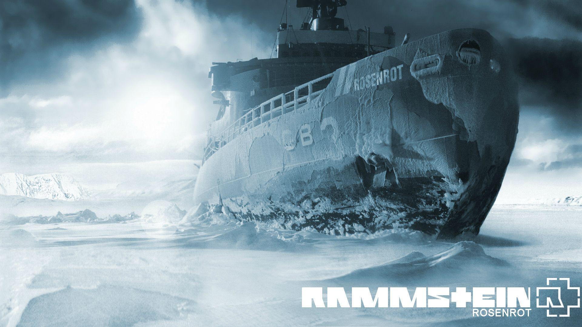 Rammstein Rosenrot Full HD Wallpaper and Background 1920x1080