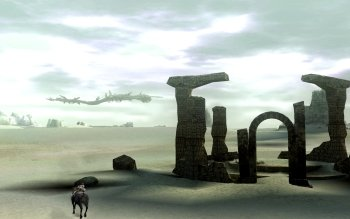 Video Game - Shadow Of The Colossus Wallpapers and Backgrounds ID : 6933