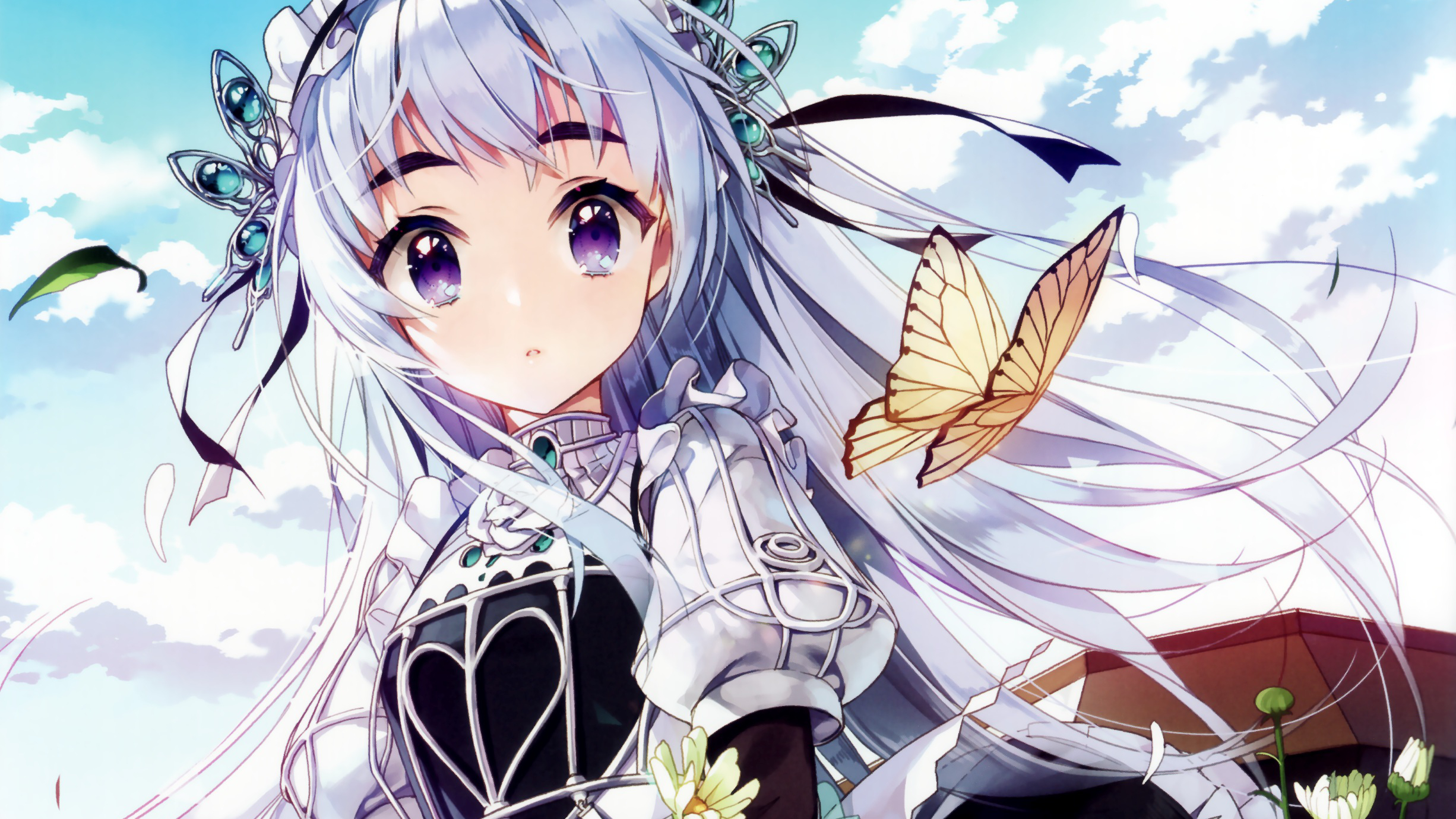 41 chaika -the coffin princess- hd wallpapers | background images