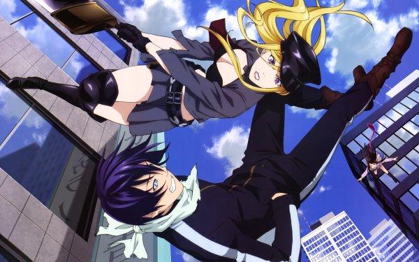 Anime Noragami Yato Bishamonten Hiyori Iki HD Wallpaper | Background Image