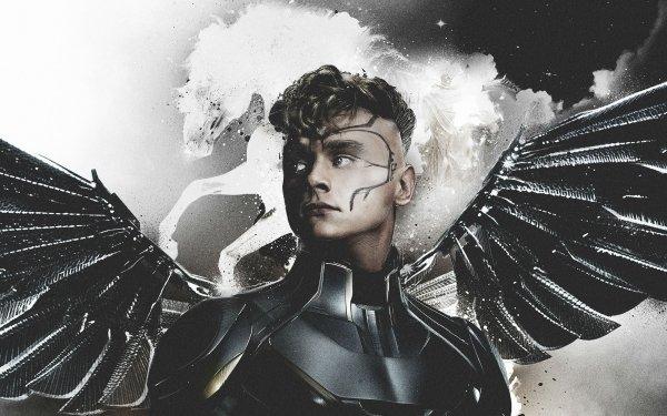 Movie X-Men: Apocalypse X-Men Marvel Comics Superhero Archangel Warren Worthington III HD Wallpaper | Background Image