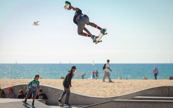 Sports Skateboarding Skateboard Outdoor People Urban HD Wallpaper | Background Image