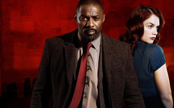 TV Show Luther Idris Elba Ruth Wilson HD Wallpaper | Background Image