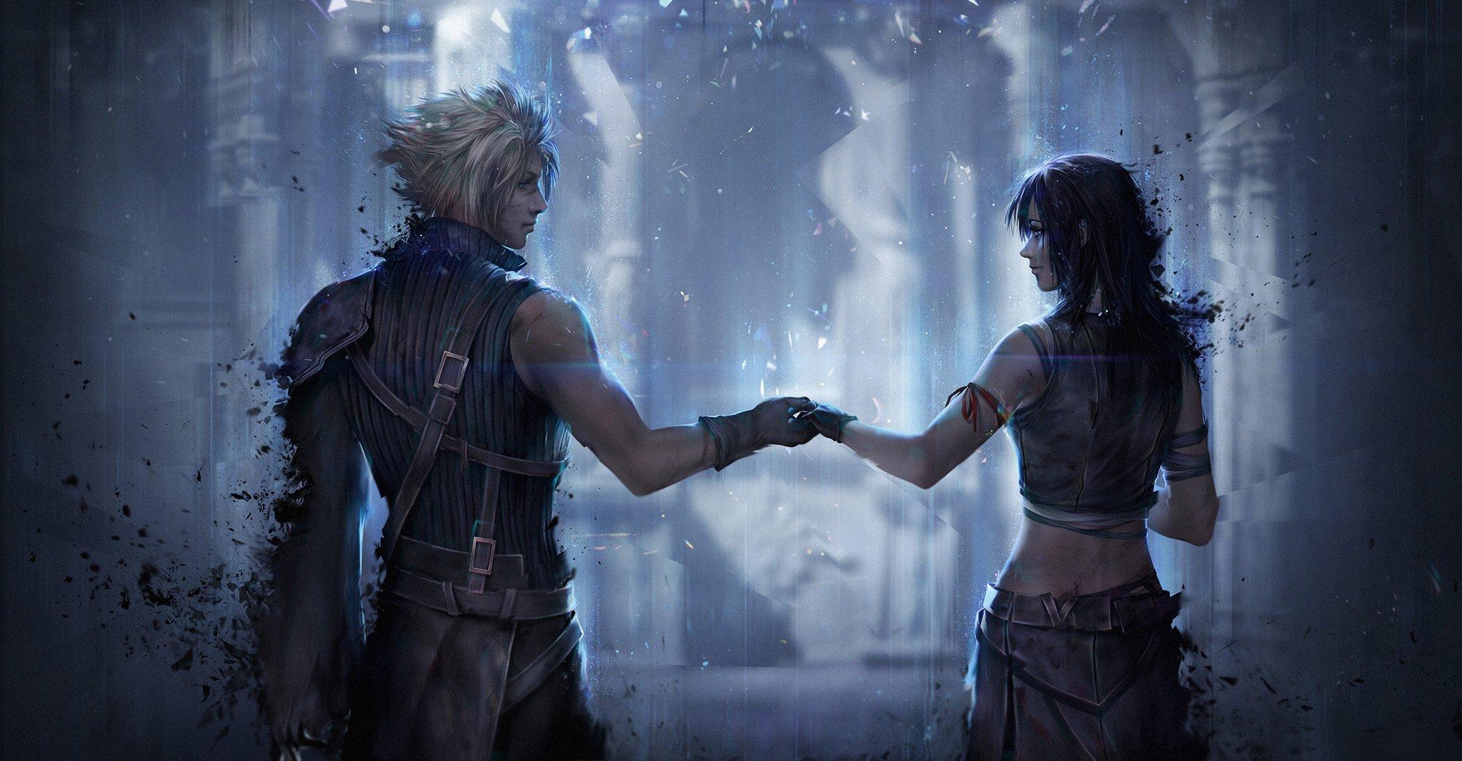 Final Fantasy VII HD Wallpaper