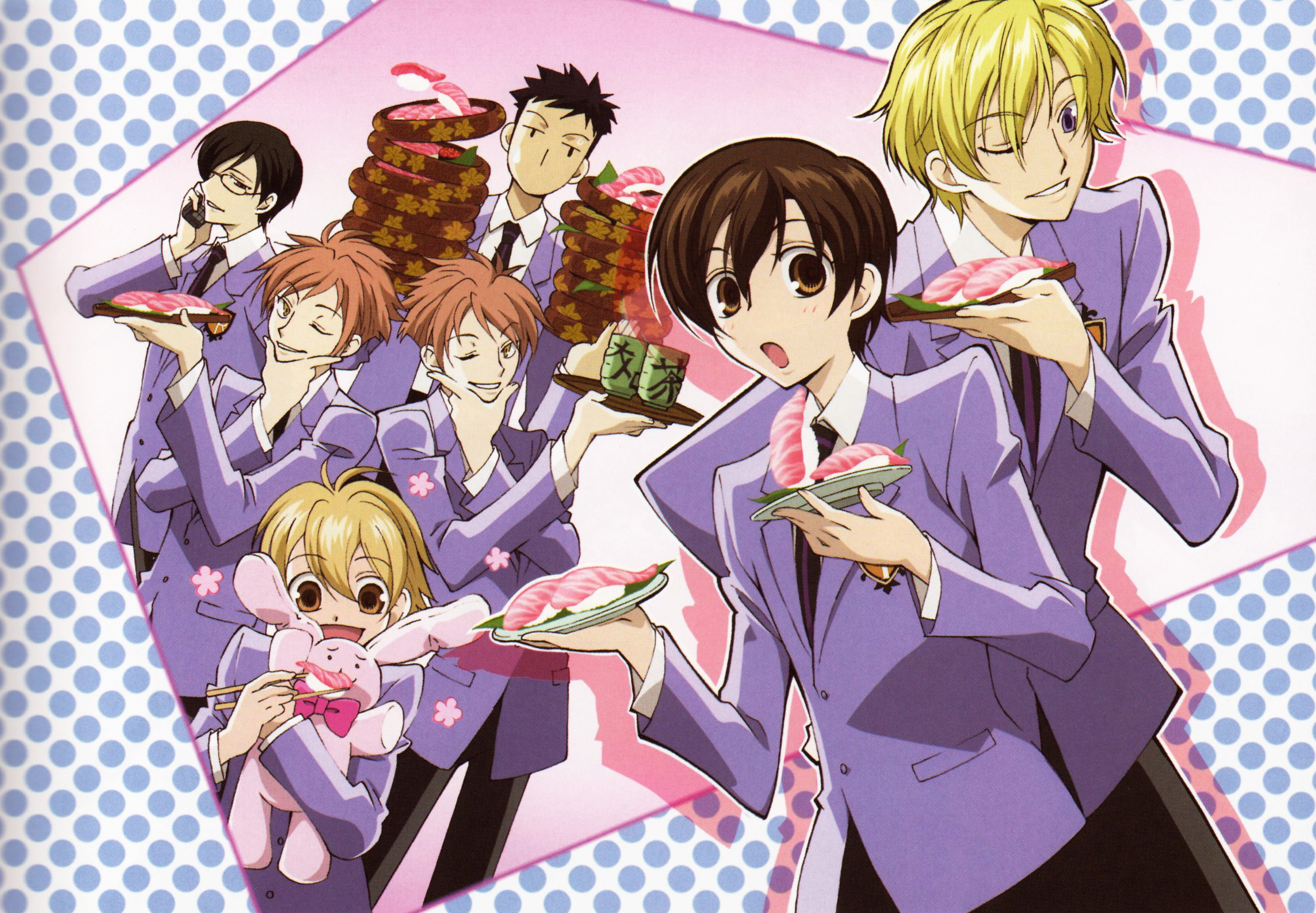 54 Ouran High School Host Club Hd Wallpapers Background Images