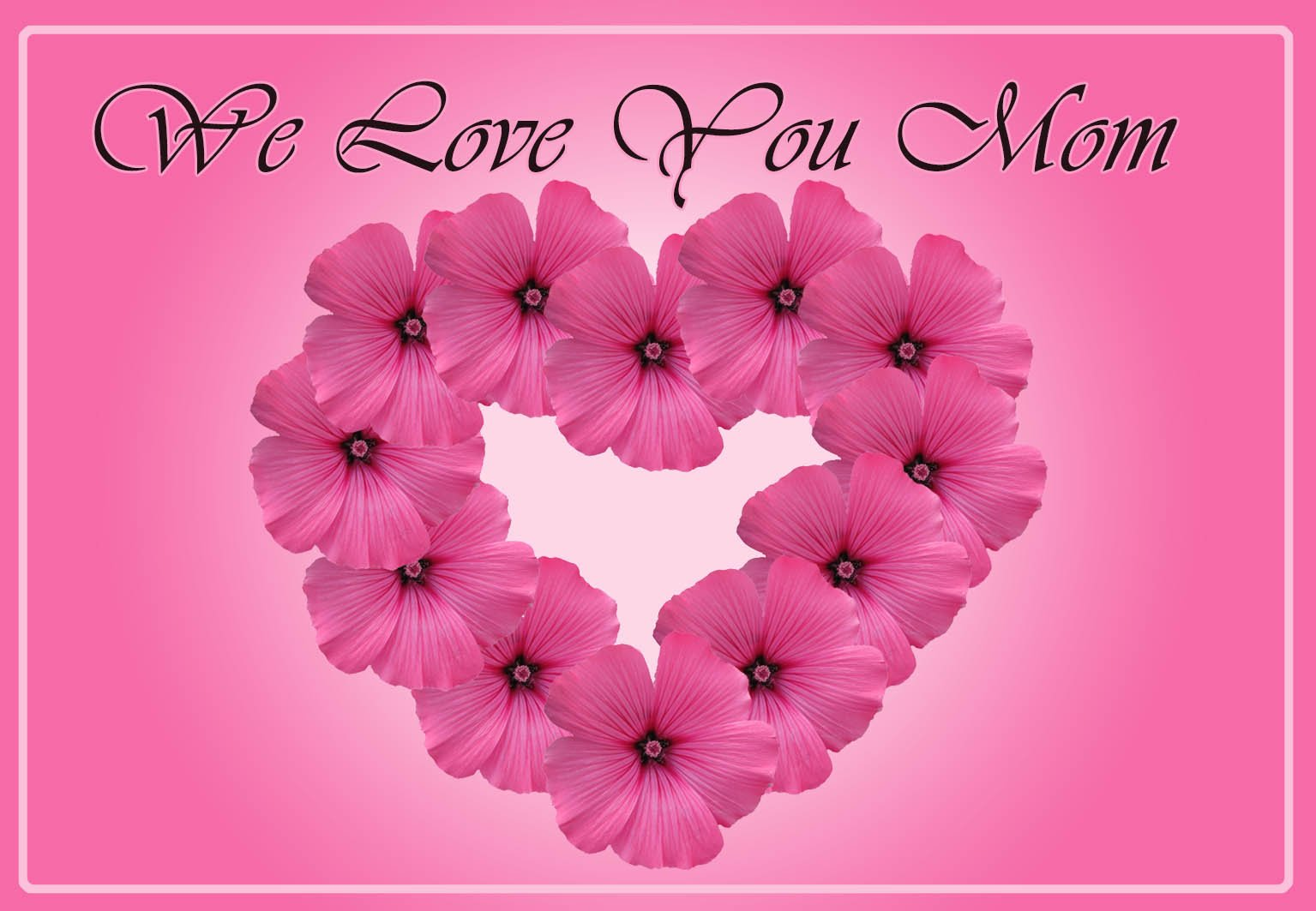 Holiday - Mother's Day  Flower Wallpaper