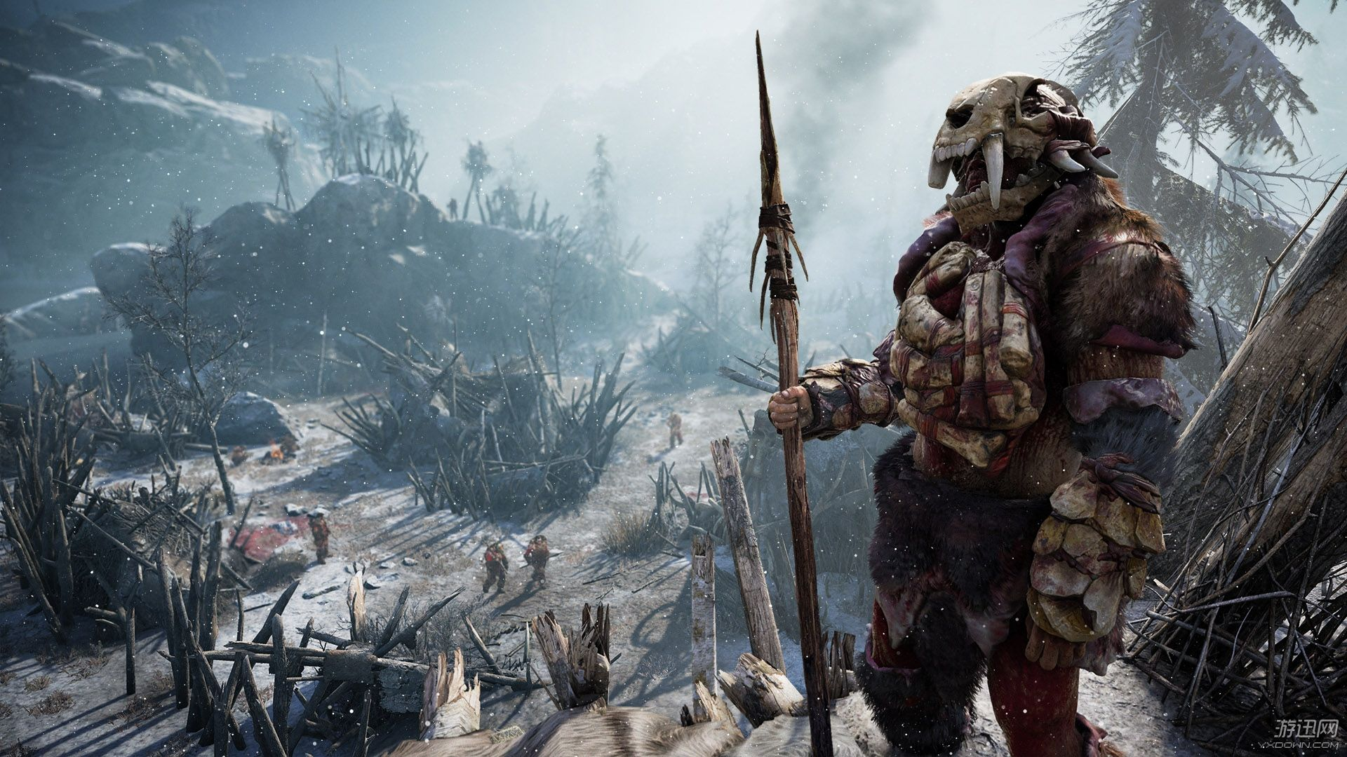 far cry primal how to use pouch