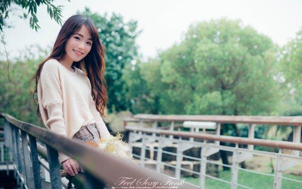Women Asian HD Wallpaper   Background Image