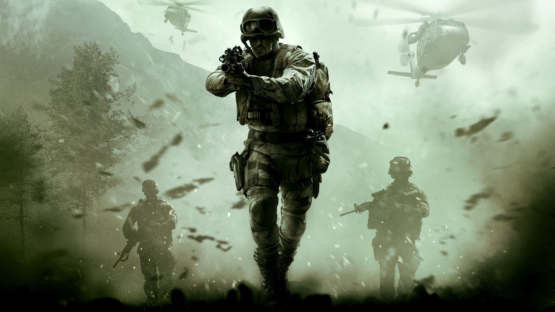 11 Call Of Duty Modern Warfare Remastered HD Wallpapers