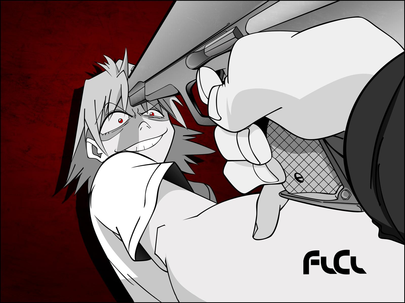 Flcl wallpaper and background image 1600x1200 id 69933 - Flcl wallpaper ...