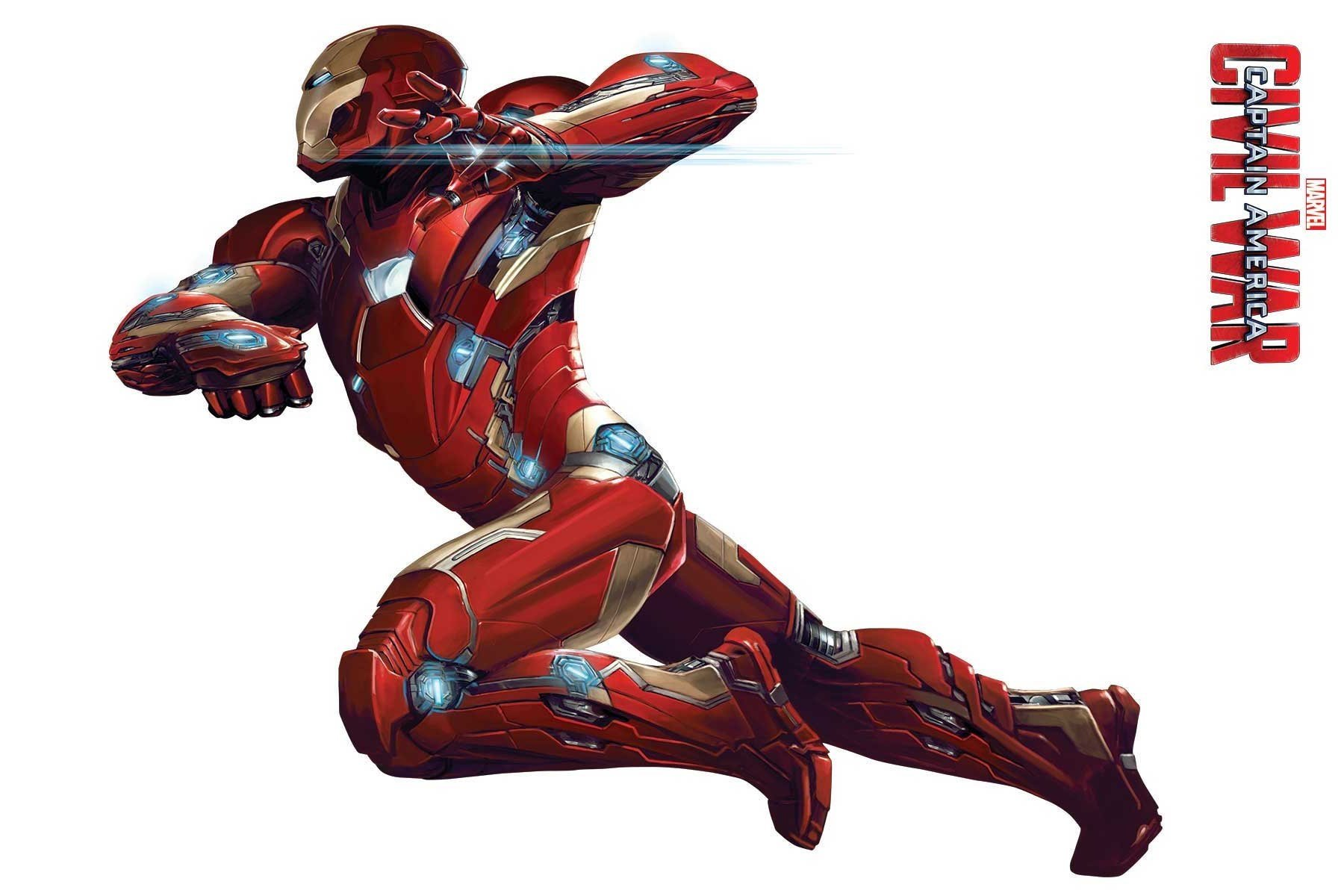 Movie - Captain America: Civil War  Superhero Marvel Comics Iron Man Wallpaper