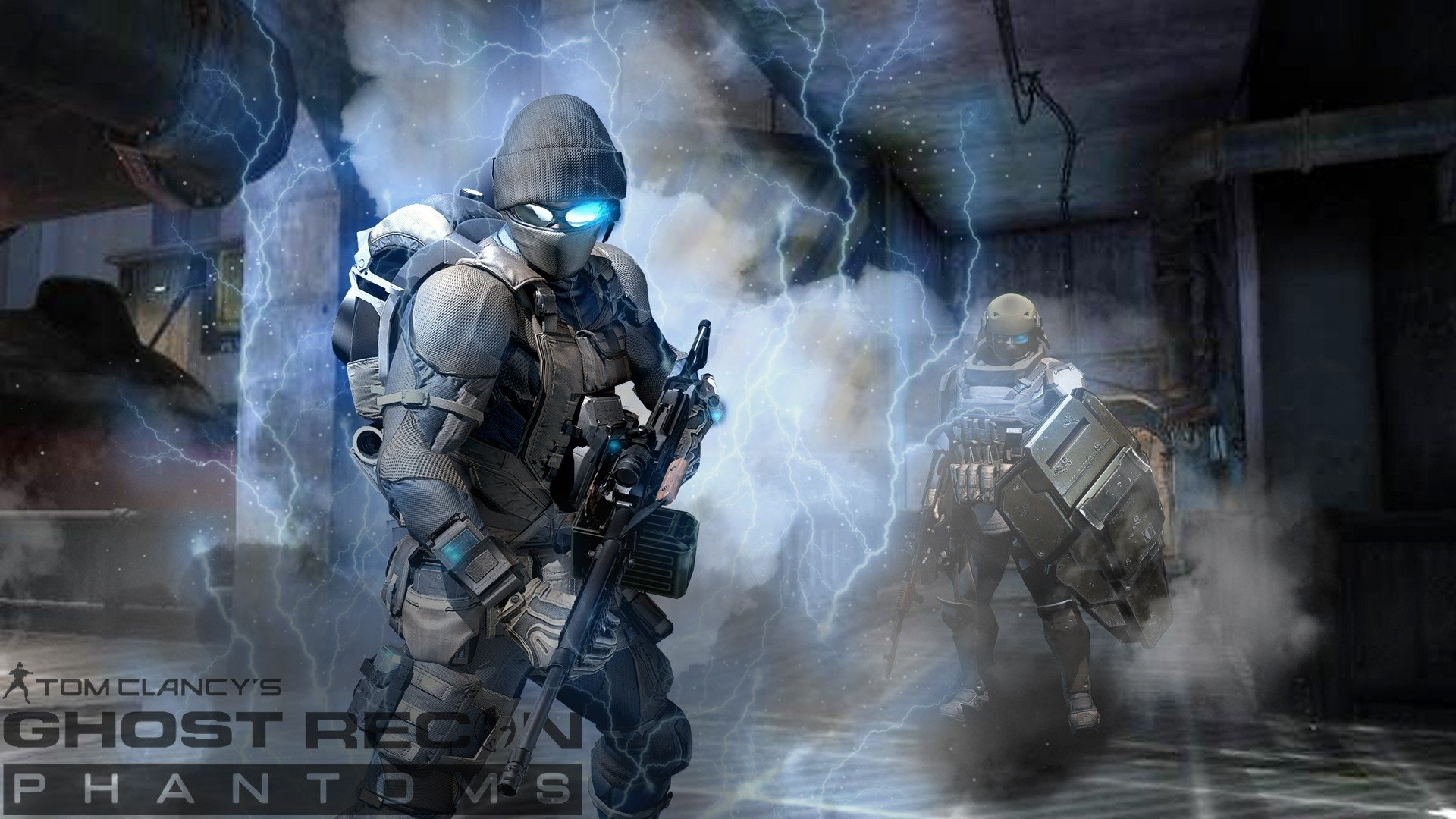 Tom Clancy S Ghost Recon Phantoms Hd Wallpaper Background Image