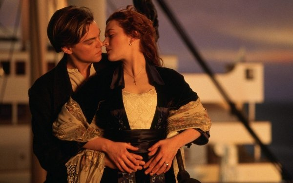 Movie Titanic Leonardo Dicaprio Kate Winslet HD Wallpaper | Background Image
