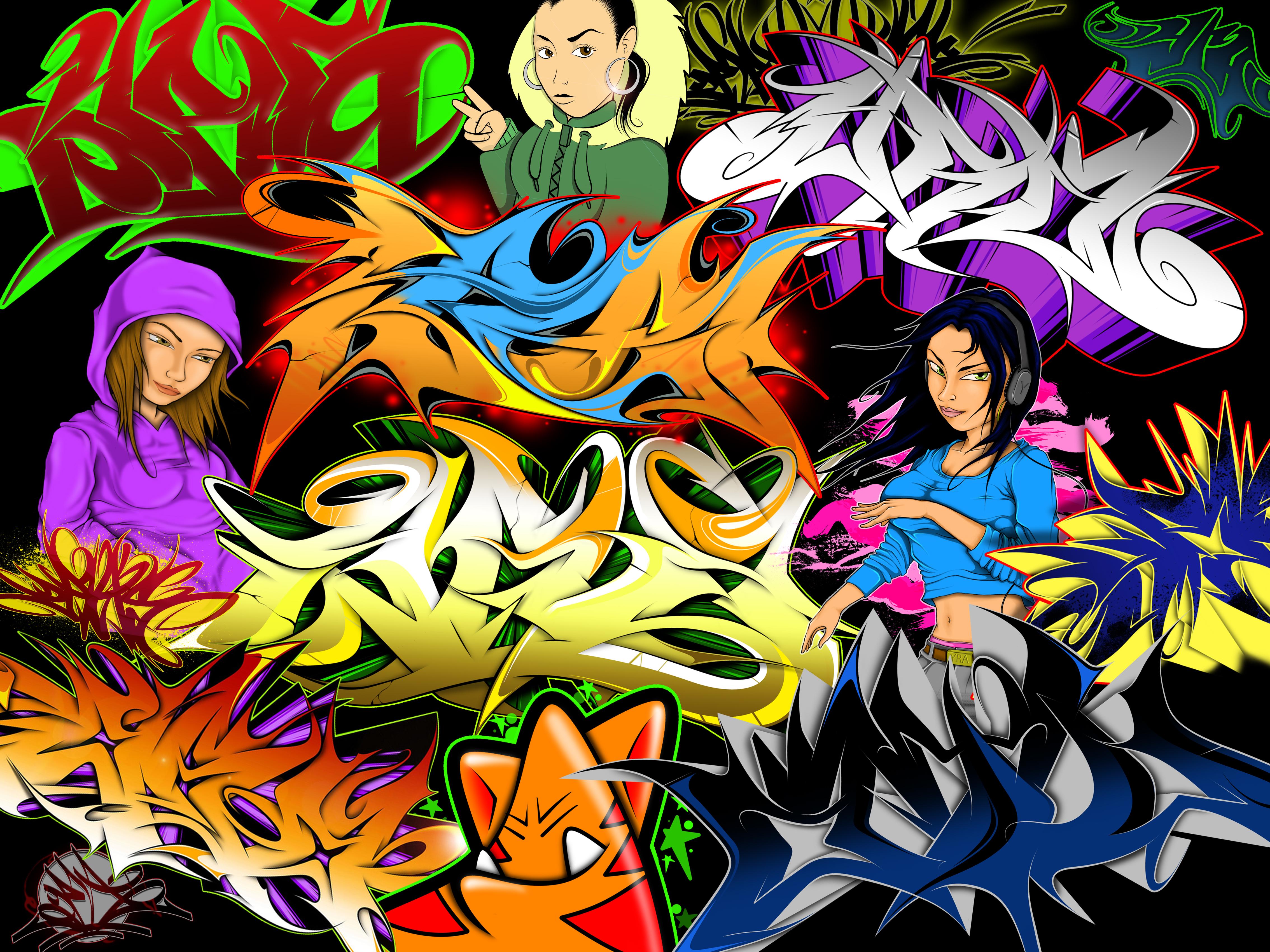 Graffiti 4k ultra hd fondo de pantalla and fondo de for Immagini graffiti hd