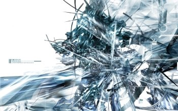 Abstract - White Wallpapers and Backgrounds ID : 7013
