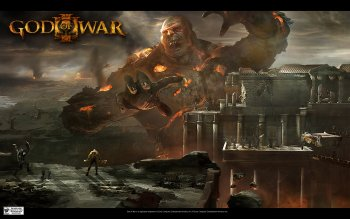 Video Game - God Of War III Wallpapers and Backgrounds ID : 70131