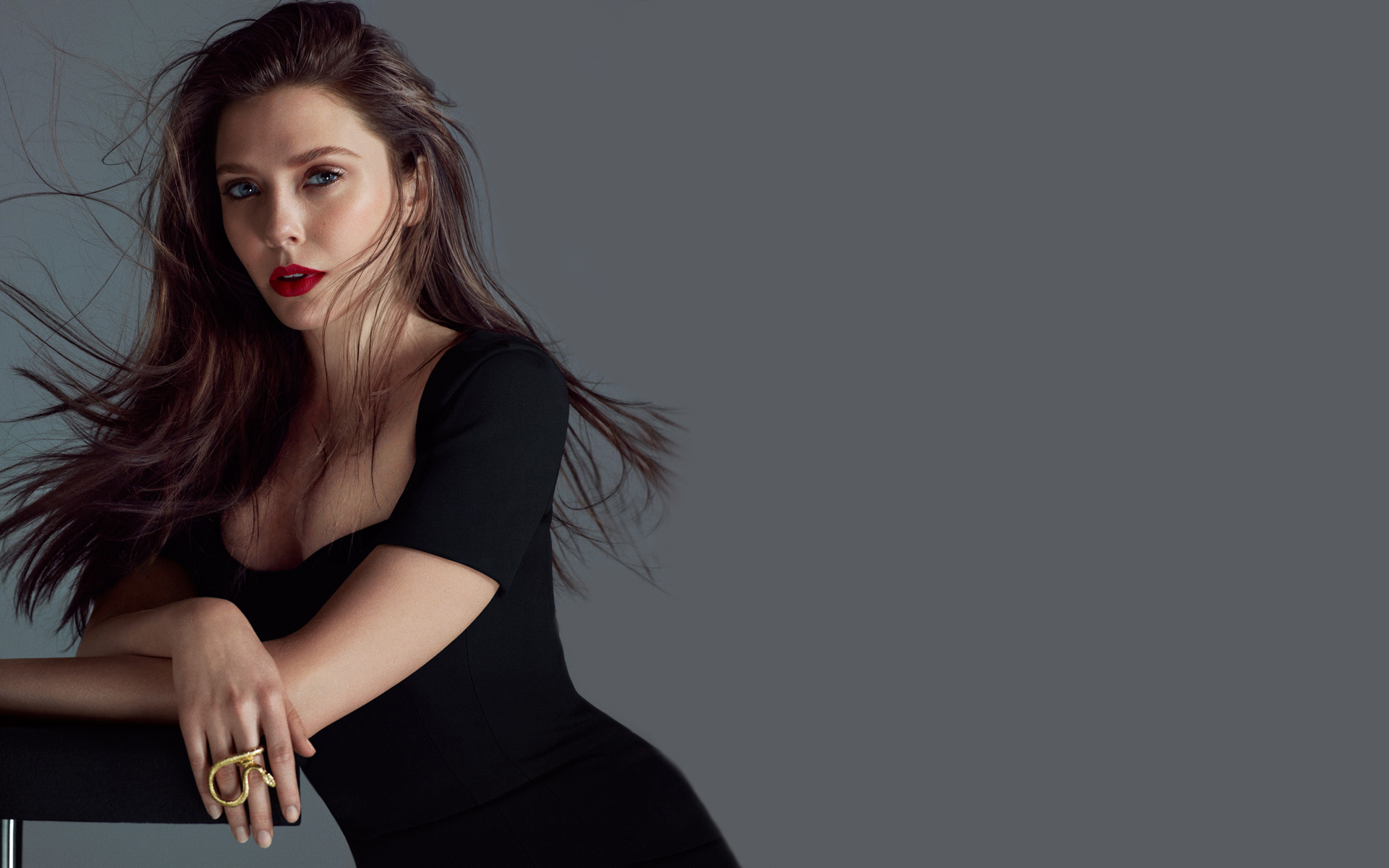 Elizabeth Olsen Full HD Wallpaper And Background Image