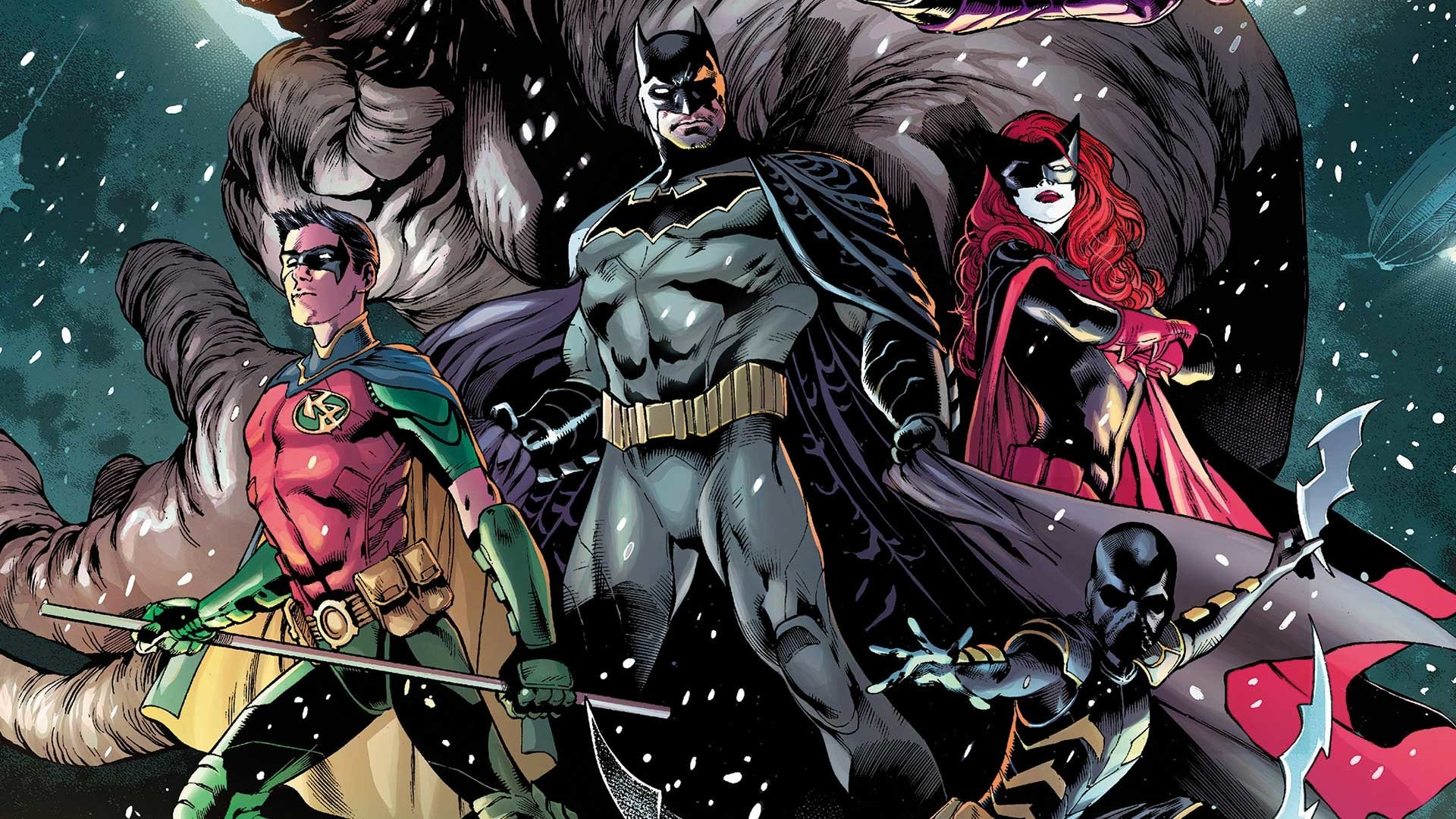 batman: detective comics full hd wallpaper and background image