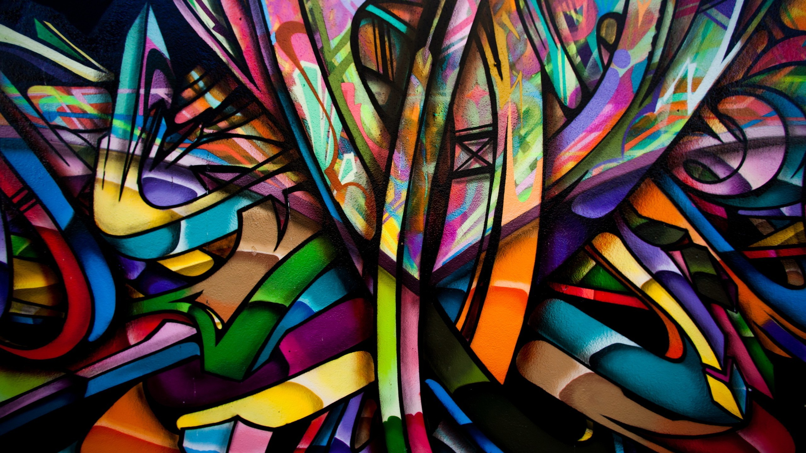 Graffiti Full HD Wallpaper And Background Image