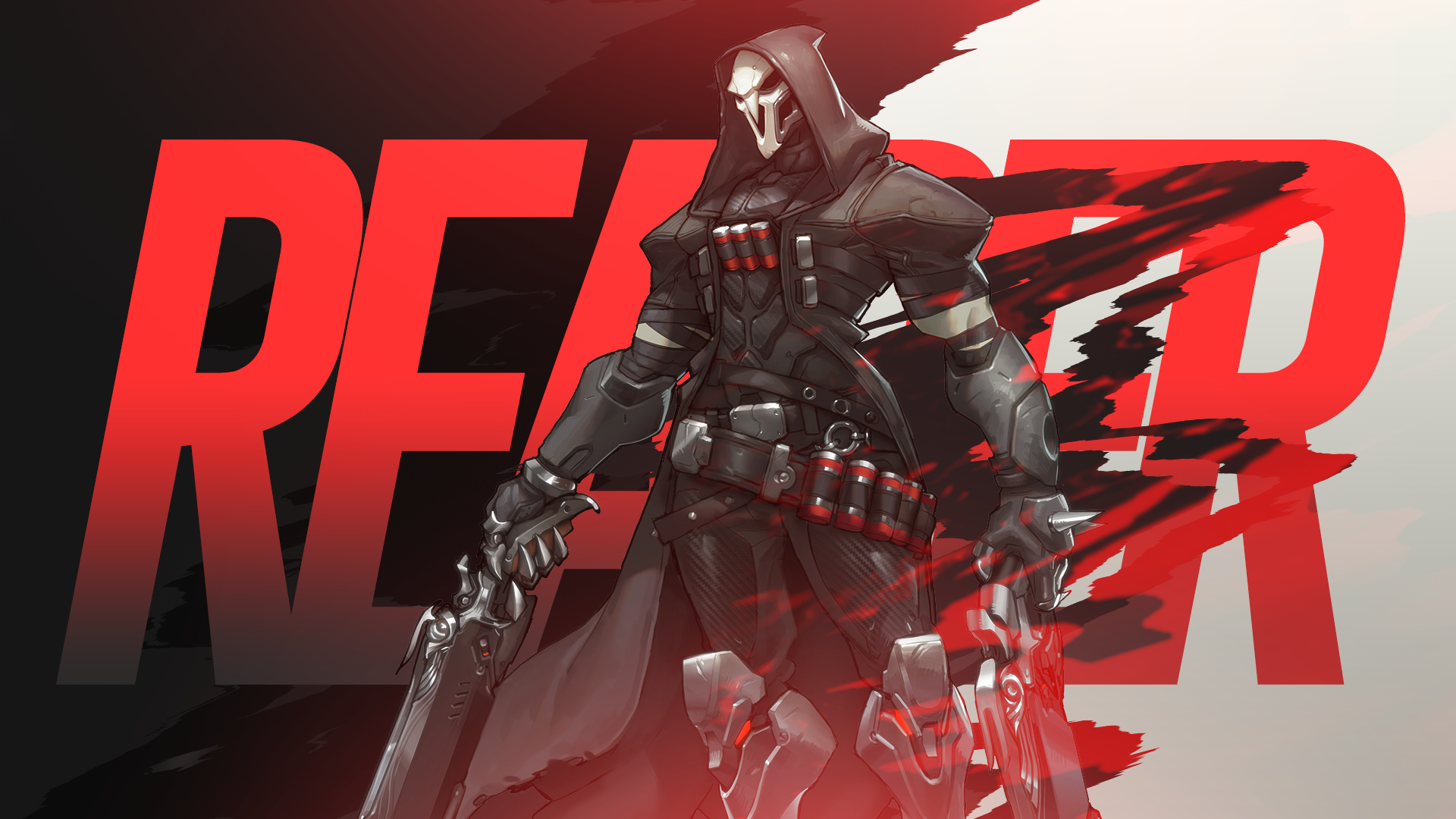 156 Reaper Overwatch Fondos De Pantalla Hd Fondos De