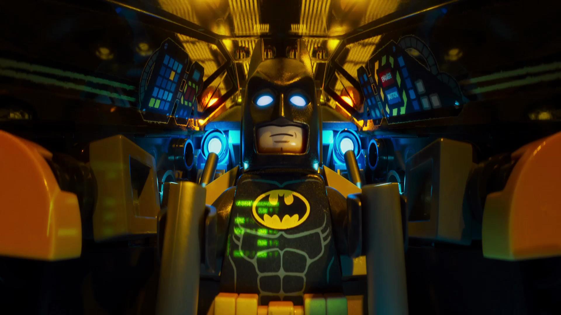 The Lego Batman Movie Wallpaper: The Lego Batman Movie 2017 HD Wallpaper