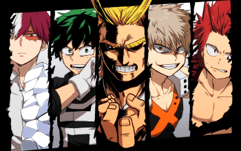 2574 My Hero Academia Hd Wallpapers Background Images
