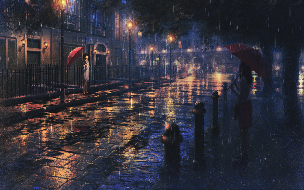 Anime Original Girl HD Wallpaper   Background Image