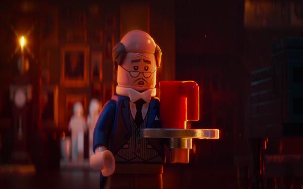 Movie The Lego Batman Movie Lego Alfred Pennyworth HD Wallpaper | Background Image