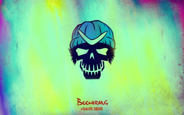 Movie Suicide Squad Captain Boomerang HD Wallpaper | Background Image
