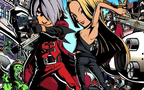Video Game Viewtiful Joe HD Wallpaper | Background Image