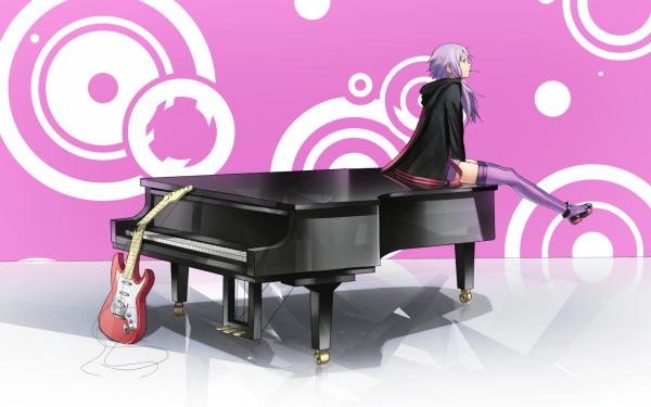 Anime Vocaloid Yuzuki Yukari Voiceroid HD Wallpaper | Background Image
