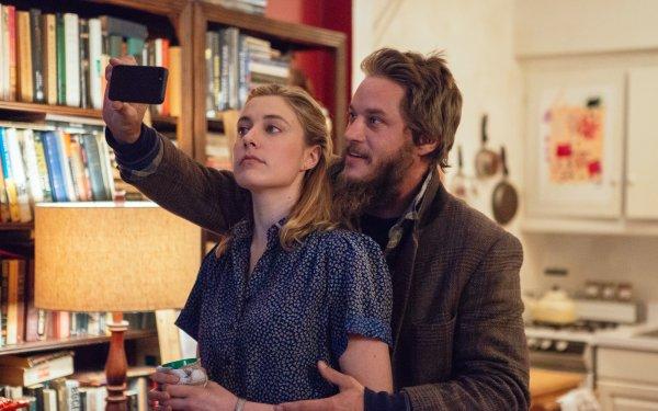 Movie Maggie's Plan Travis Fimmel Greta Gerwig HD Wallpaper | Background Image
