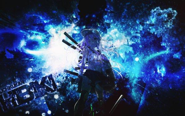 Anime Kantai Collection Hibiki HD Wallpaper   Background Image
