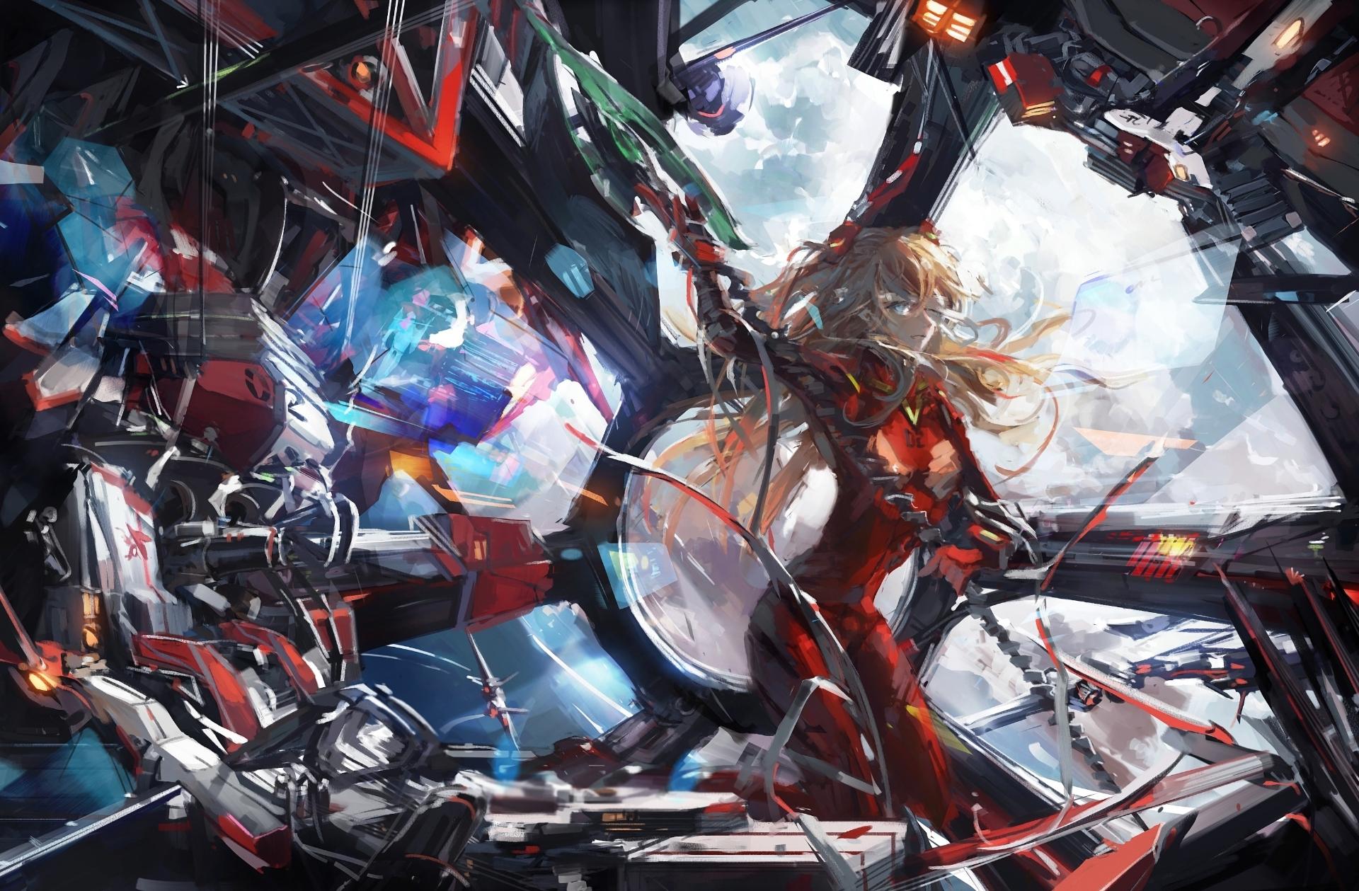Neon Genesis Evangelion Full HD Wallpaper and Background ...
