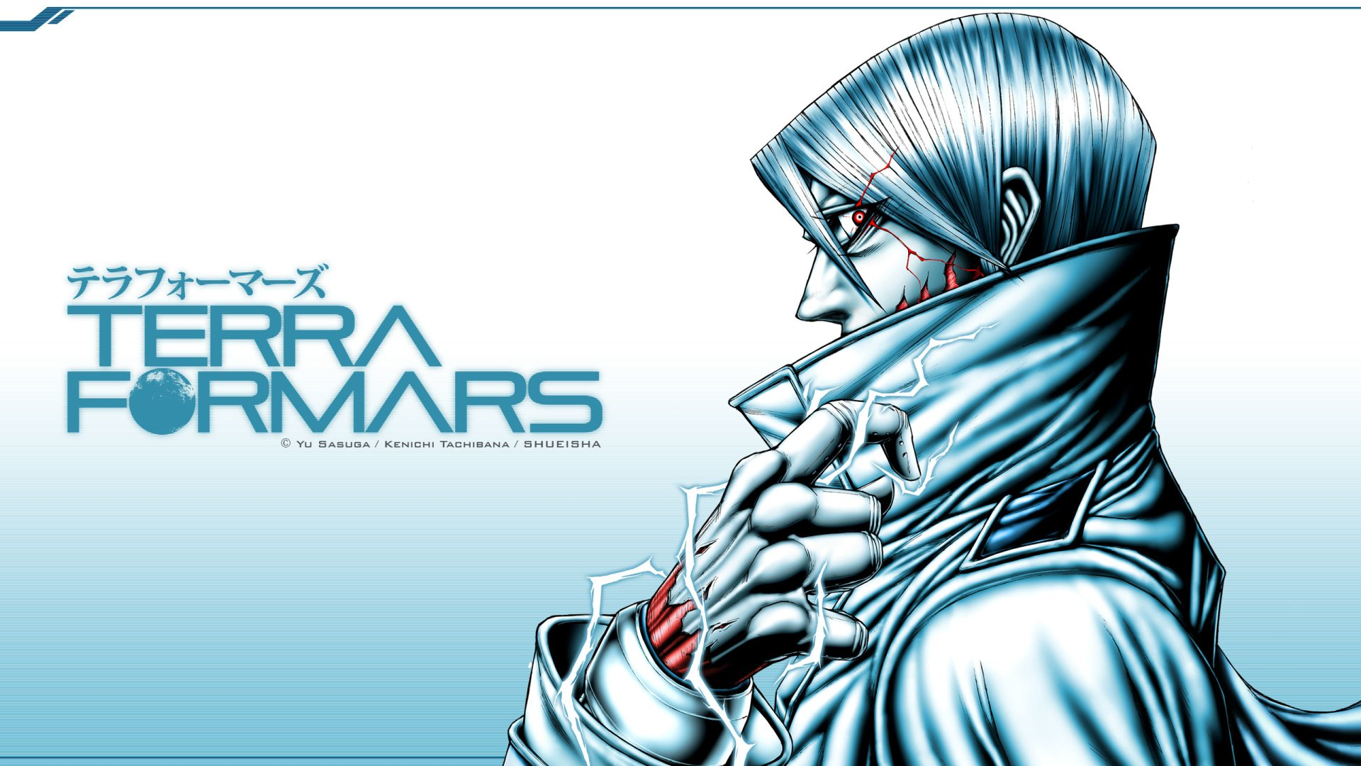 14 Terra Formars Hd Wallpapers Background Images Wallpaper Abyss