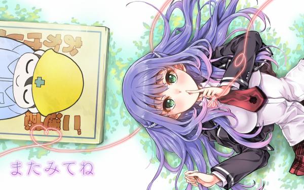 Anime Anne Happy Ruri Hibarigaoka HD Wallpaper   Background Image