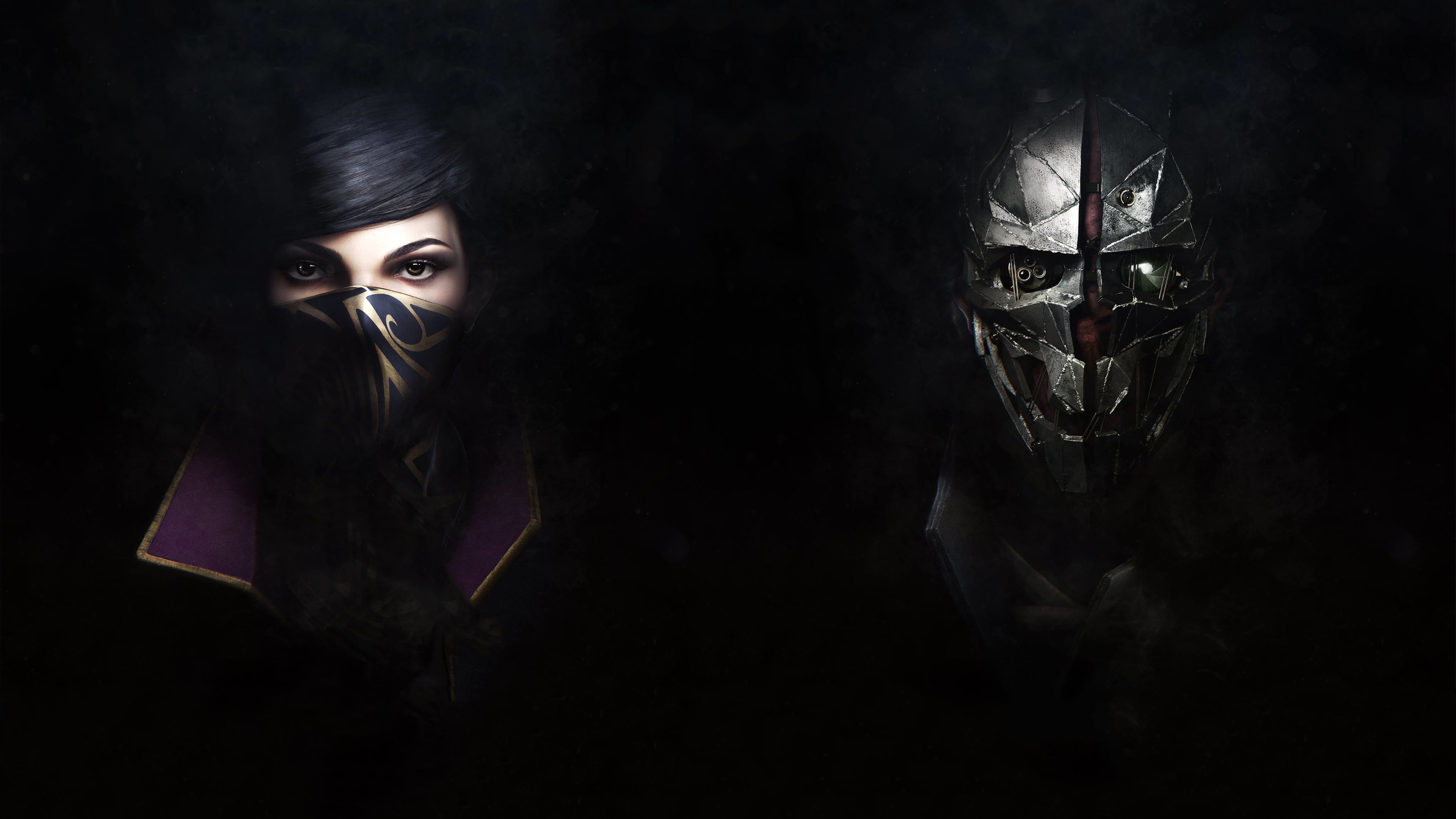 63 dishonored 2 hd wallpapers | background images - wallpaper abyss