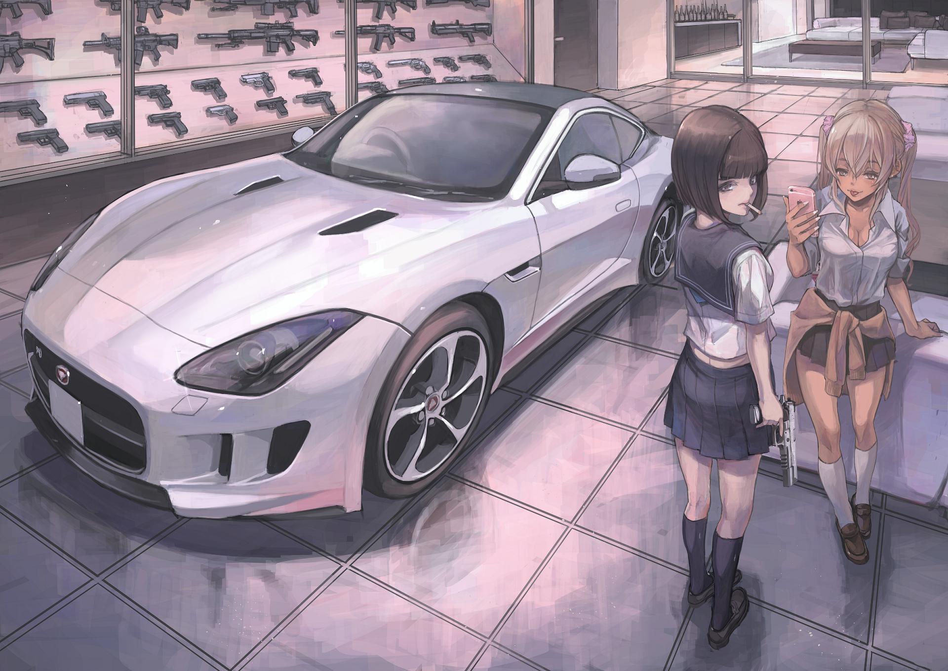 Anime - Original  Original (Anime) Girl Wallpaper