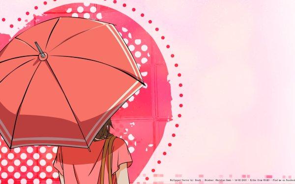 Anime Wolf Girl and Black Prince Erika Shinohara HD Wallpaper   Background Image