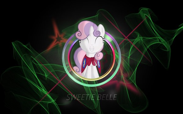 TV Show My Little Pony: Friendship is Magic My Little Pony Sweetie Belle Cutie Mark Crusaders HD Wallpaper | Background Image