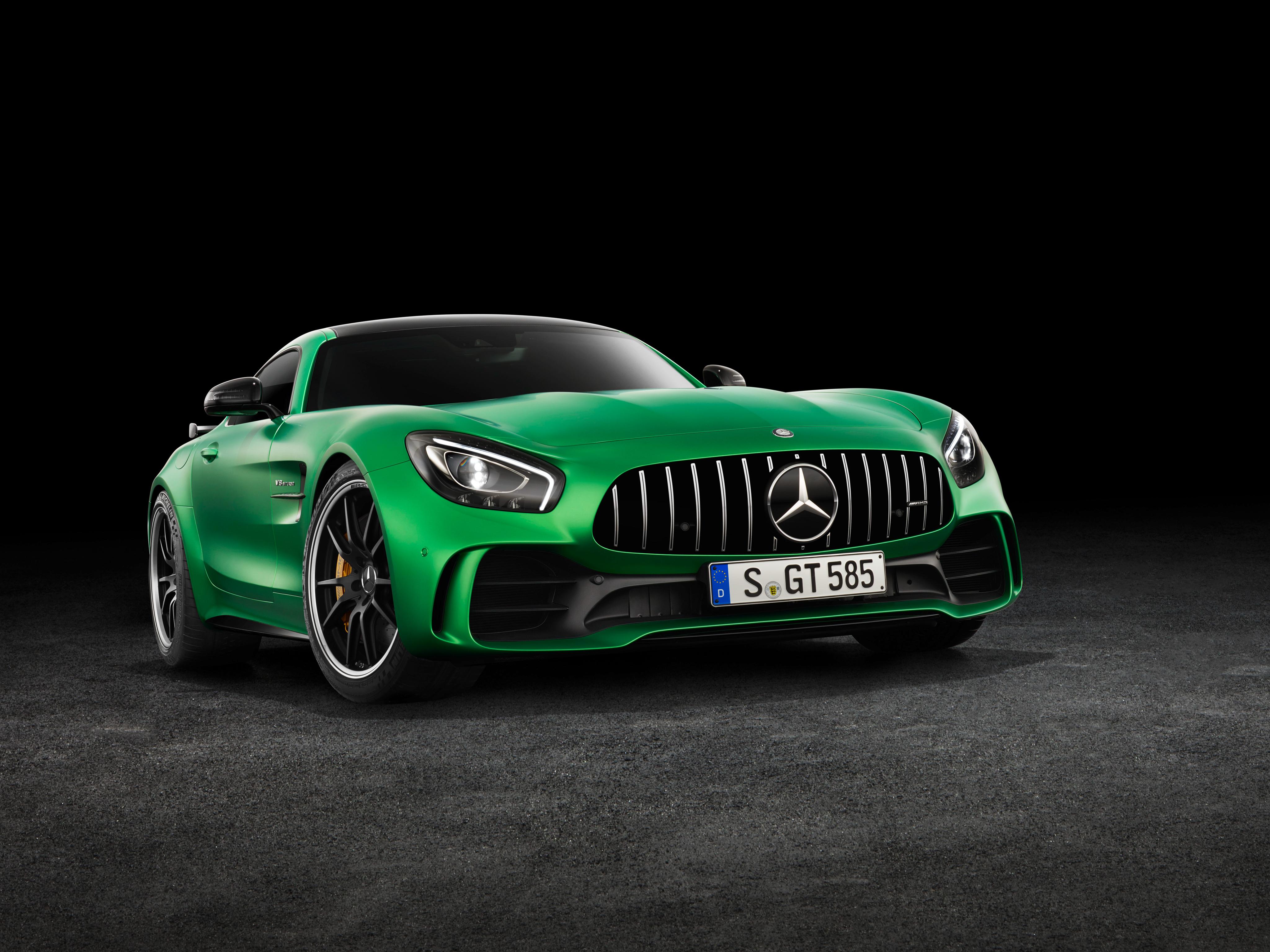 Mercedes Amg Gt 4k Ultra Hd Wallpaper Background Image